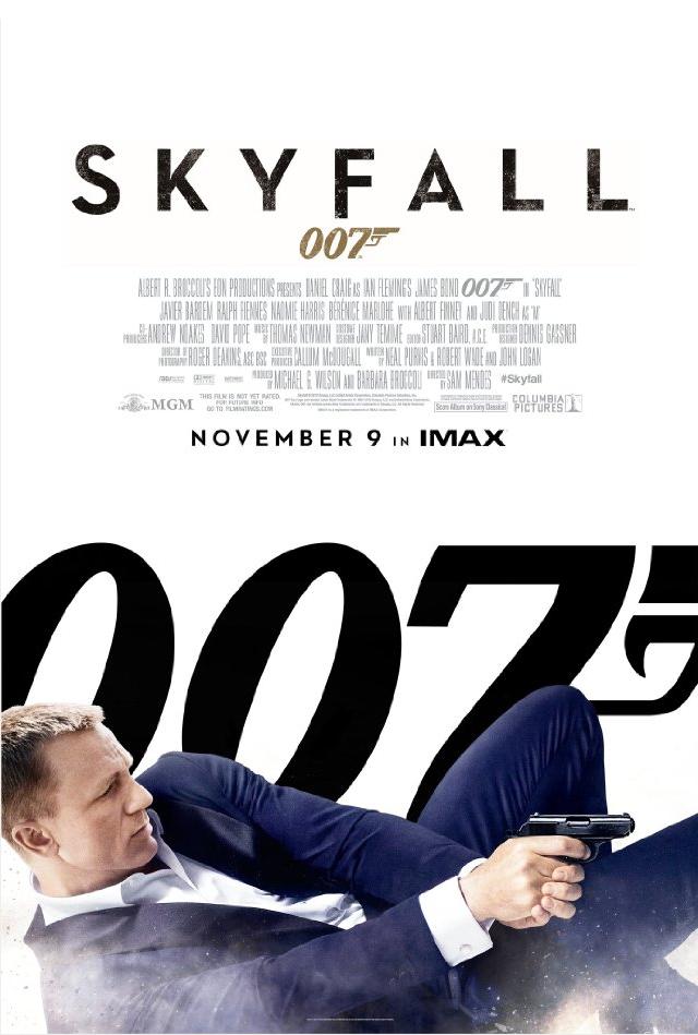 007:空降危機(Skyfall)