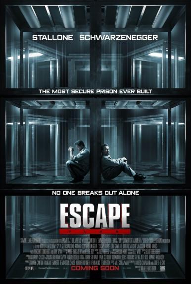 鋼鐵墳墓(Escape)