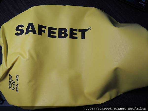 safebet 防水袋(包)safebet 相機防水套開箱文14.JPG