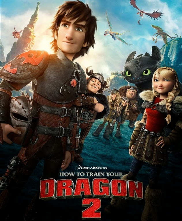 馴龍高手2(How to Train Your Dragon 2)