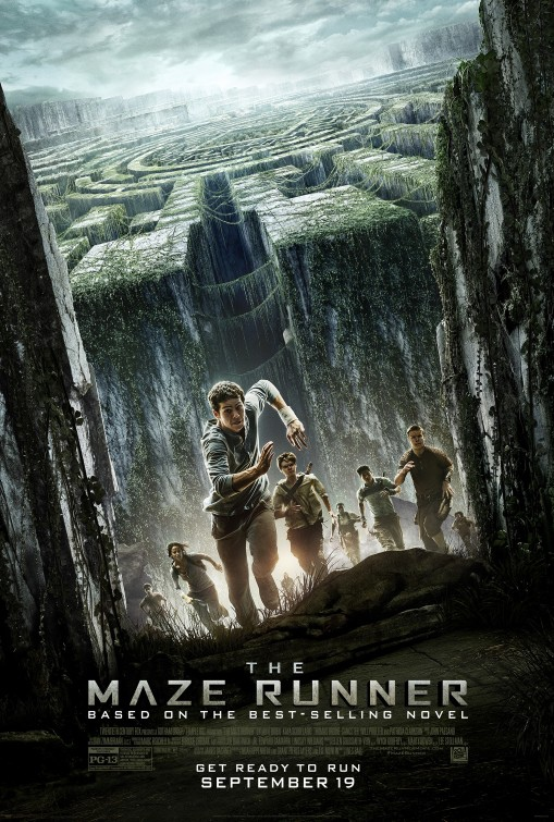 移動迷宮(The Maze Runner)