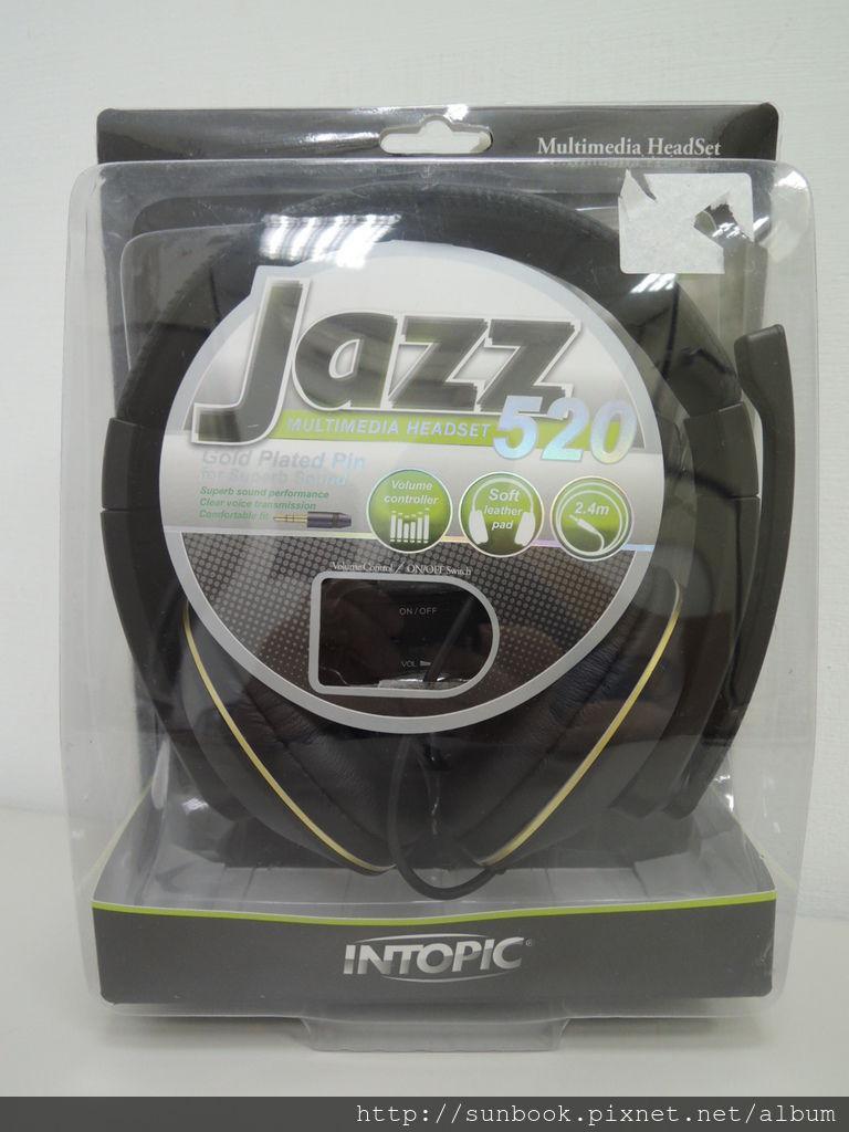 intopic jazz 520耳機開箱1.JPG