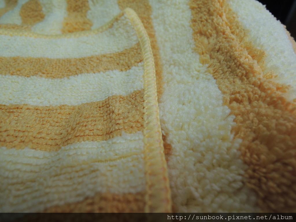 [開箱] 百鈴雪尼爾吸水毛巾6.JPG