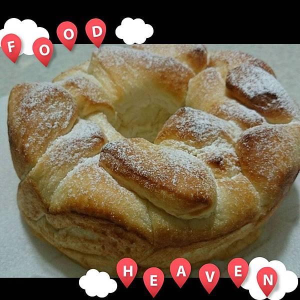 煉乳麵包-裝飾