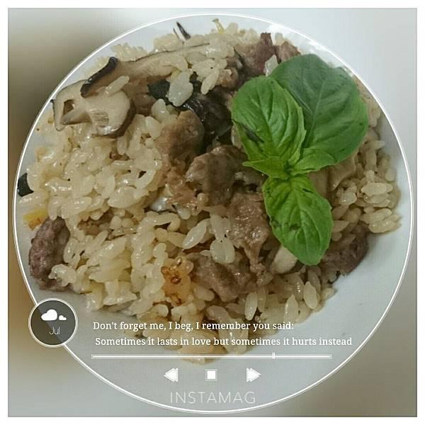 1040726鴨肉鮮菇炊飯-4