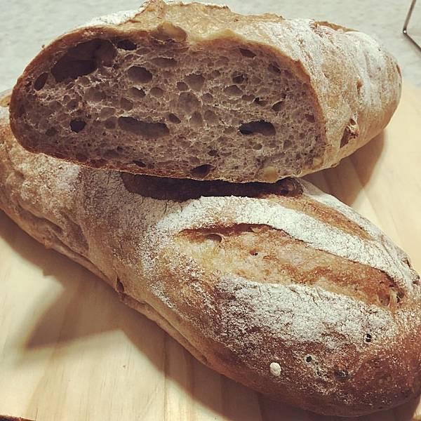 2016-0722石板麵包切片