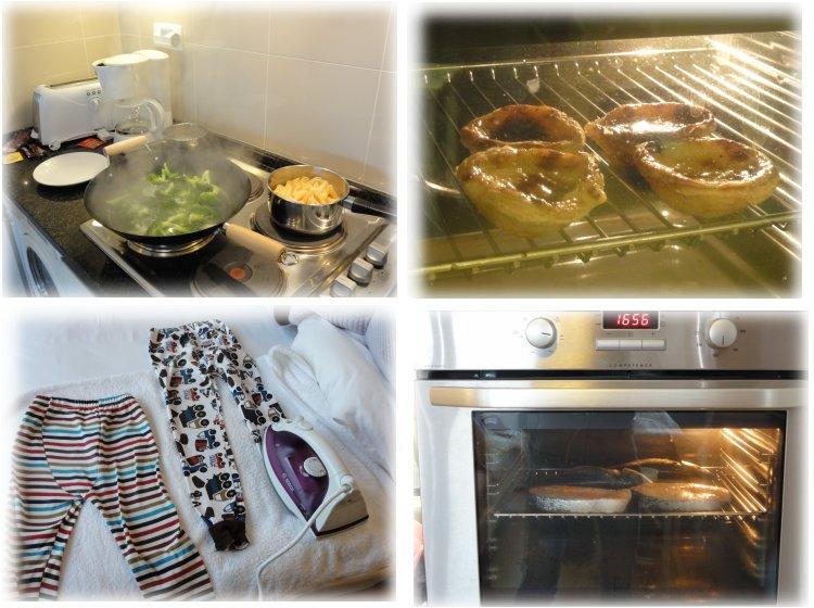 102-里斯本apartment-煮食, 還有烤麵包機,咖啡機,炒鍋.JPG