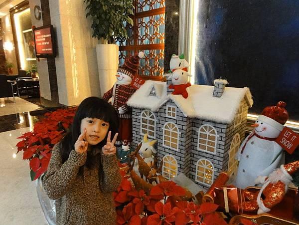 廣州禮頓飯店1