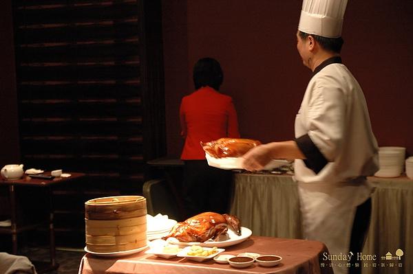 【宜蘭美食推薦】晶英酒店-紅樓餐廳 頂級烤鴨宴 【宜蘭民宿】Sunday Home