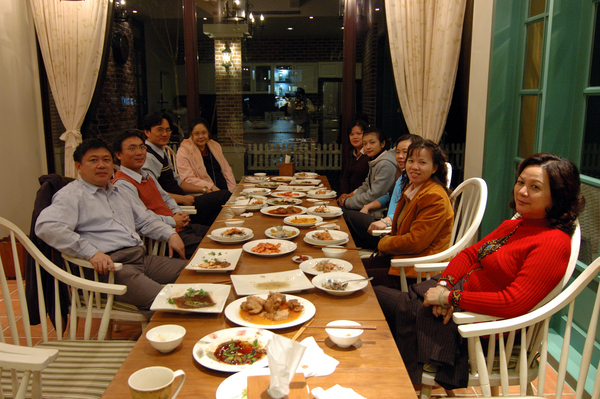 宜蘭民宿 Sunday Home 新寶元鋼鐵同事聚餐