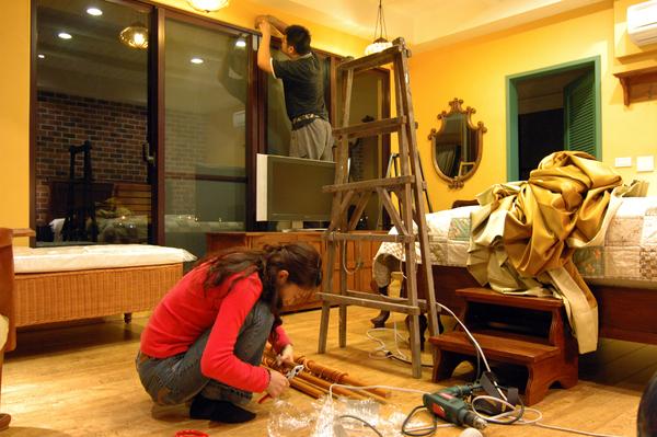 宜蘭民宿 Sunday Home 辛苦的欣怡工作室