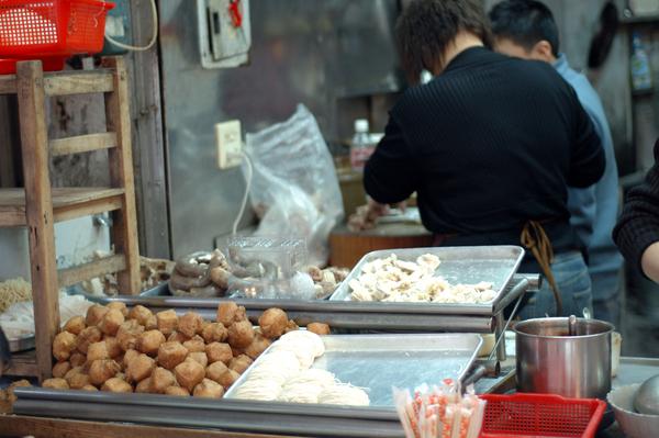 神農路乾麵【宜蘭美食】