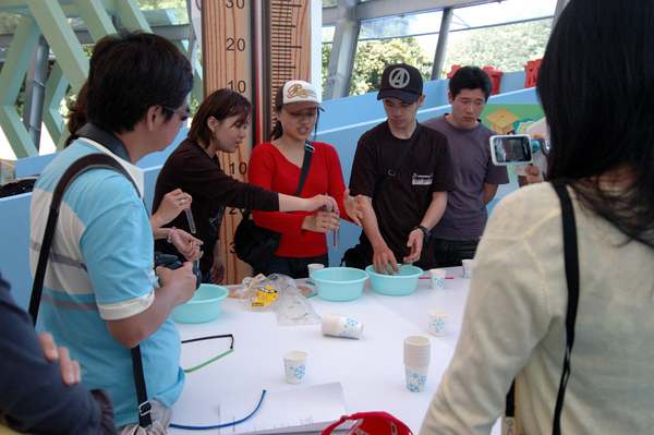 2008 綠色博覽會展前觀摩
