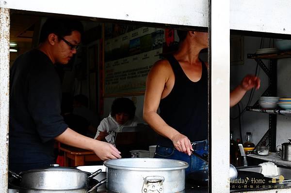 【宜蘭小吃推薦】20111102 蘇澳-稻香園 【宜蘭民宿】Sunday Home