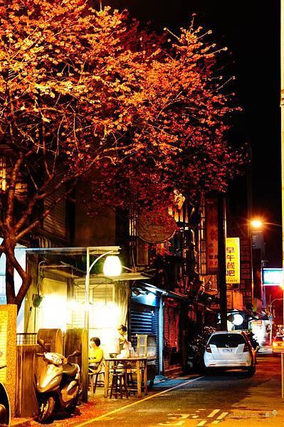【宜蘭小吃推薦】20120205 季節限定-櫻花樹下的關東煮 【宜蘭民宿】Sunday Home