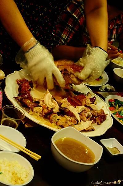 【宜蘭美食推薦】20128023 番割田甕缸雞 【宜蘭民宿】Sunday Home