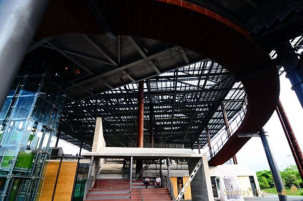 【宜蘭旅遊景點推薦】20120926 羅東文化工場 【宜蘭民宿】Sunday Home