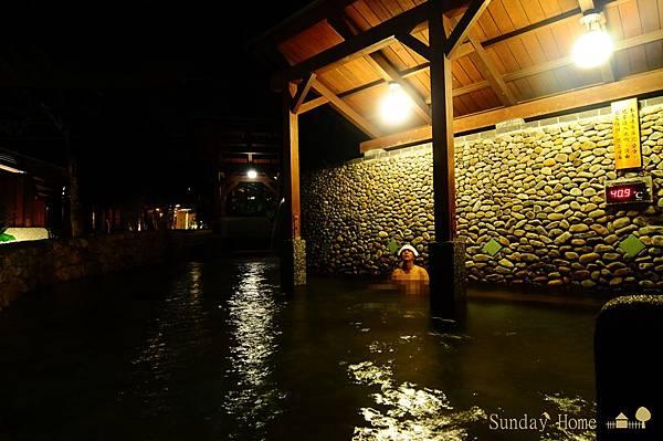 【宜蘭旅遊景點推薦】礁溪溫泉公園-森林風呂 【宜蘭民宿】Sunday Home
