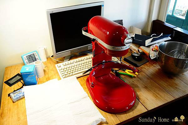 Kitchenaid Professional 600 攪拌機修理 【宜蘭民宿】Sunday Home