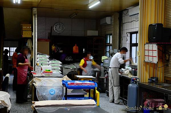 【宜蘭小吃推薦】20121219 礁溪包子 【宜蘭民宿】Sunday Home