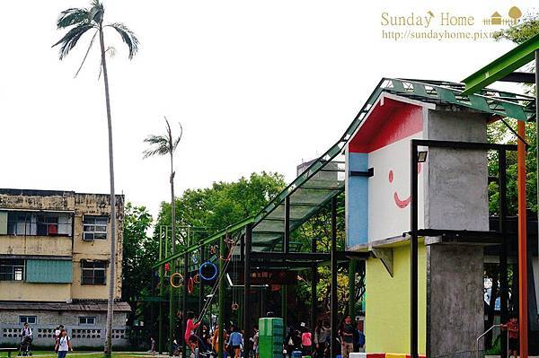 【宜蘭旅遊景點推薦】20131023 幾米廣場 【宜蘭民宿】Sunday Home