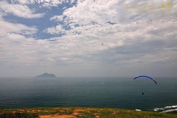 【宜蘭旅遊景點推薦】20140617 頭城外澳飛行傘體驗 【宜蘭民宿】Sunday Home