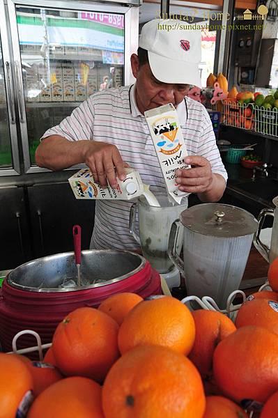 【宜蘭小吃推薦】20150318 北門綠豆沙牛奶 【宜蘭民宿】Sunday Home