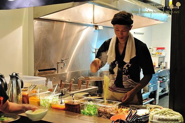 【宜蘭美食推薦】20150519 一心拉麵-每日限量供應日式拉麵【宜蘭民宿】Sunday Home