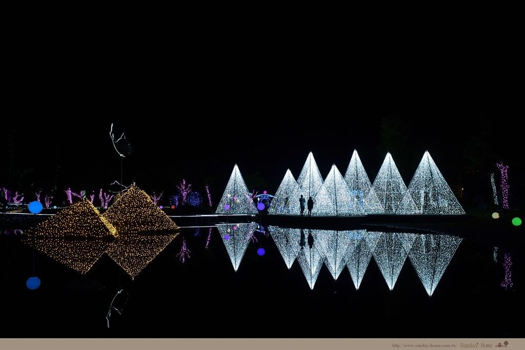 【宜蘭旅遊景點推薦】2018 宜蘭奇幻耶誕 【宜蘭民宿】Sunday Home