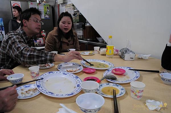 20110302【宜蘭美食推薦】永鎮海鮮老店 【宜蘭民宿】Sunday Home