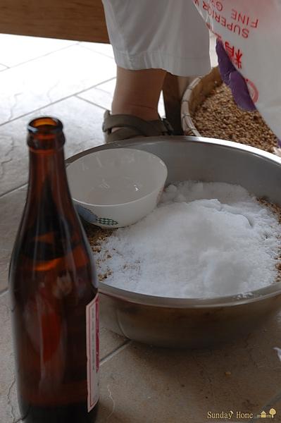【宜蘭民宿】Sunday Home 醬冬瓜製作