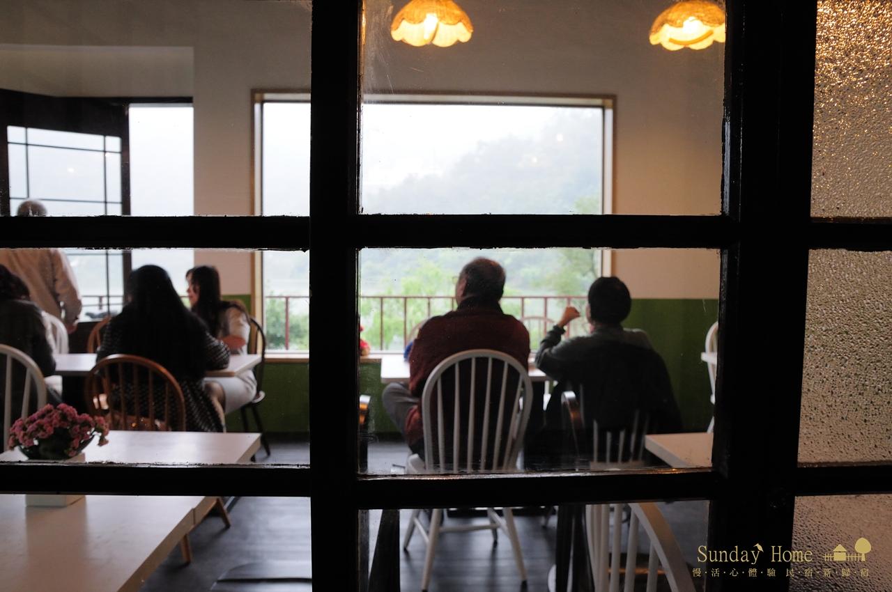 【宜蘭旅遊景點推薦】20110302 梅花湖畔-小熊書房 【宜蘭民宿】Sunday Home