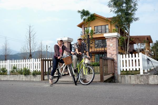 20080310 單車挑戰天送埤 【宜蘭民宿】Sunday Home