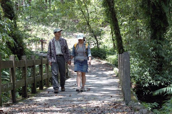 【宜蘭旅遊景點】福山植物園 【宜蘭民宿】Sunday Home