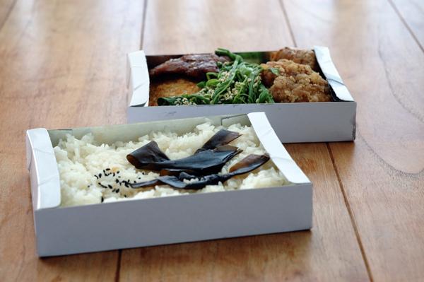 【宜蘭美食推薦】八味日本料理-便當篇 【宜蘭民宿】Sunday Home