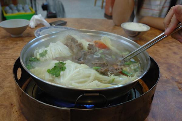 2009 台南阿裕牛肉火鍋