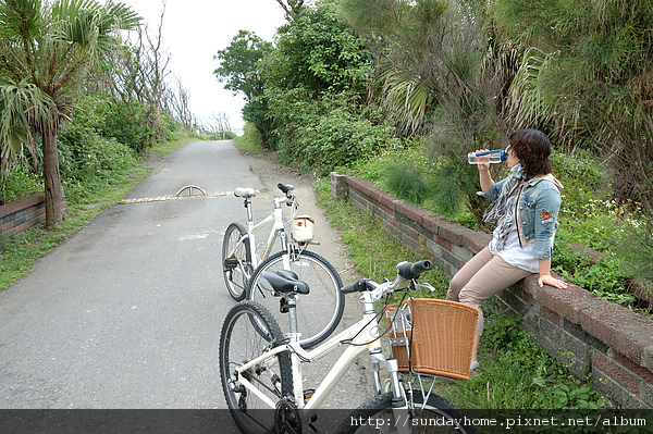 【宜蘭旅遊景點推薦】20100506 濱海自行車步道 【宜蘭民宿】Sunday Home