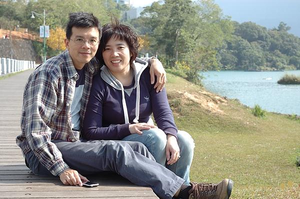 20101124 日月潭合照 【宜蘭民宿】Sunday Home
