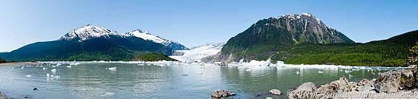 Mendenhall冰河