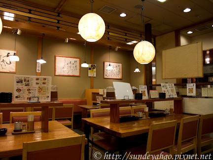 京都車站的地下美食街
