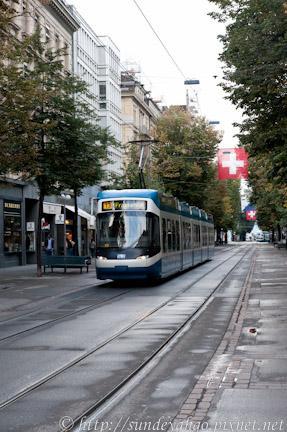 蘇黎世電車