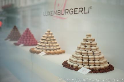 Sprüngli史普利巧克力店
