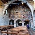 聖母天使教堂, 盧加諾