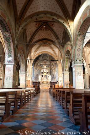 聖羅倫佐大教堂, 盧加諾