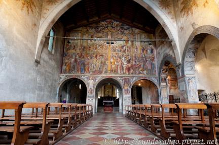 聖母天使教堂,盧加諾