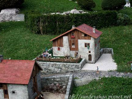 瑞士小人國