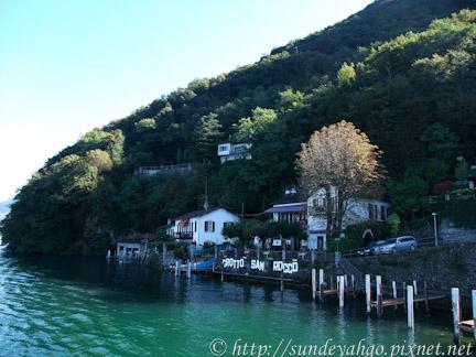 瑞士盧加諾湖