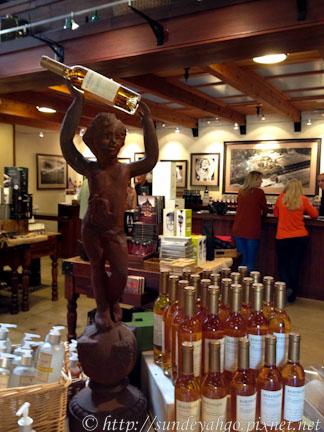 北加州納帕Beringer酒莊