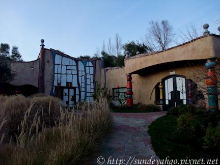 加州納帕Quixote酒莊