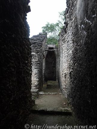 Dzibanche馬雅遺址